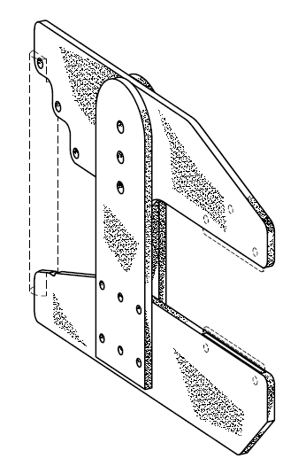 design patent drawings narrow gate drafting