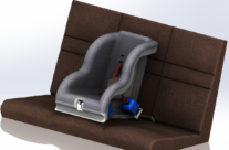 Seat Cure Child Safety Concept Design